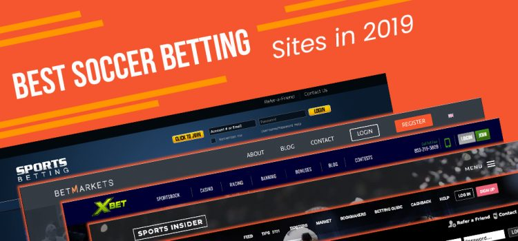 Best Soccer Betting Sites in 2019