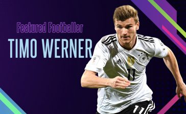 Featured Footballer: Timo Werner